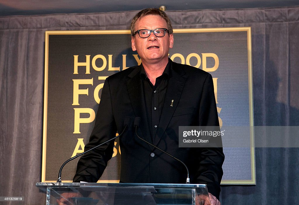 Theo Kingma attends The Hollywood Foreign Press Association (HFPA) And InStyle Celebrates The 2014 Golden Globe Awards Season at Fig & Olive Melrose Place on November 21, 2013 in West Hollywood, California.