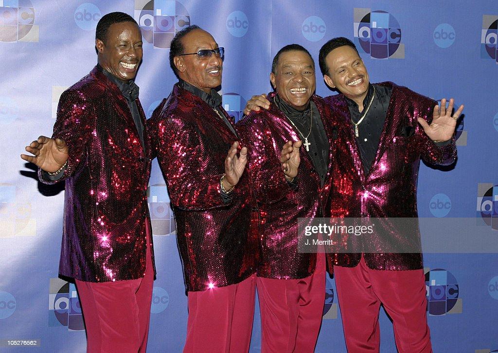 """Motown 45"" Anniversary Celebration - Press Room - April 4, 2004"
