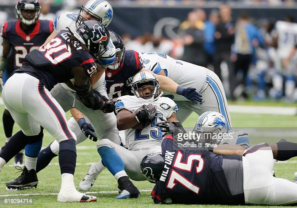 Detroit Lions v Houston Texans : News Photo