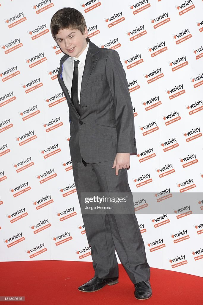 Hidden Gems Photography Gala Auction in aid of Variety Club - Arrivals