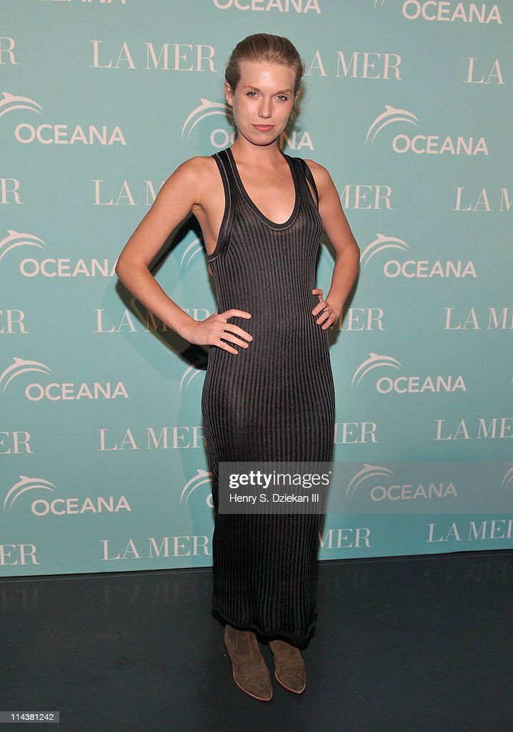 Theodora Richards attends World Ocean Day 2011 celebrated by La Mer and Oceana at Affirmation Arts on May 18, 2011 in New York City.