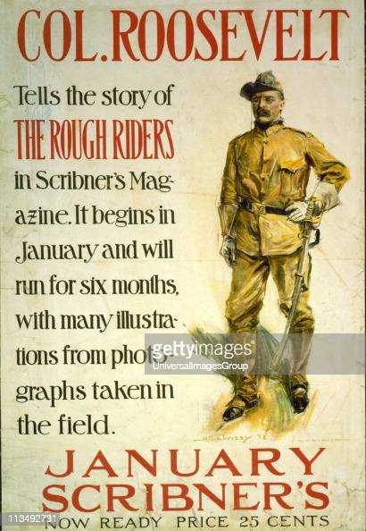 The Rough Riders by Theodore Roosevelt (Tales of the …