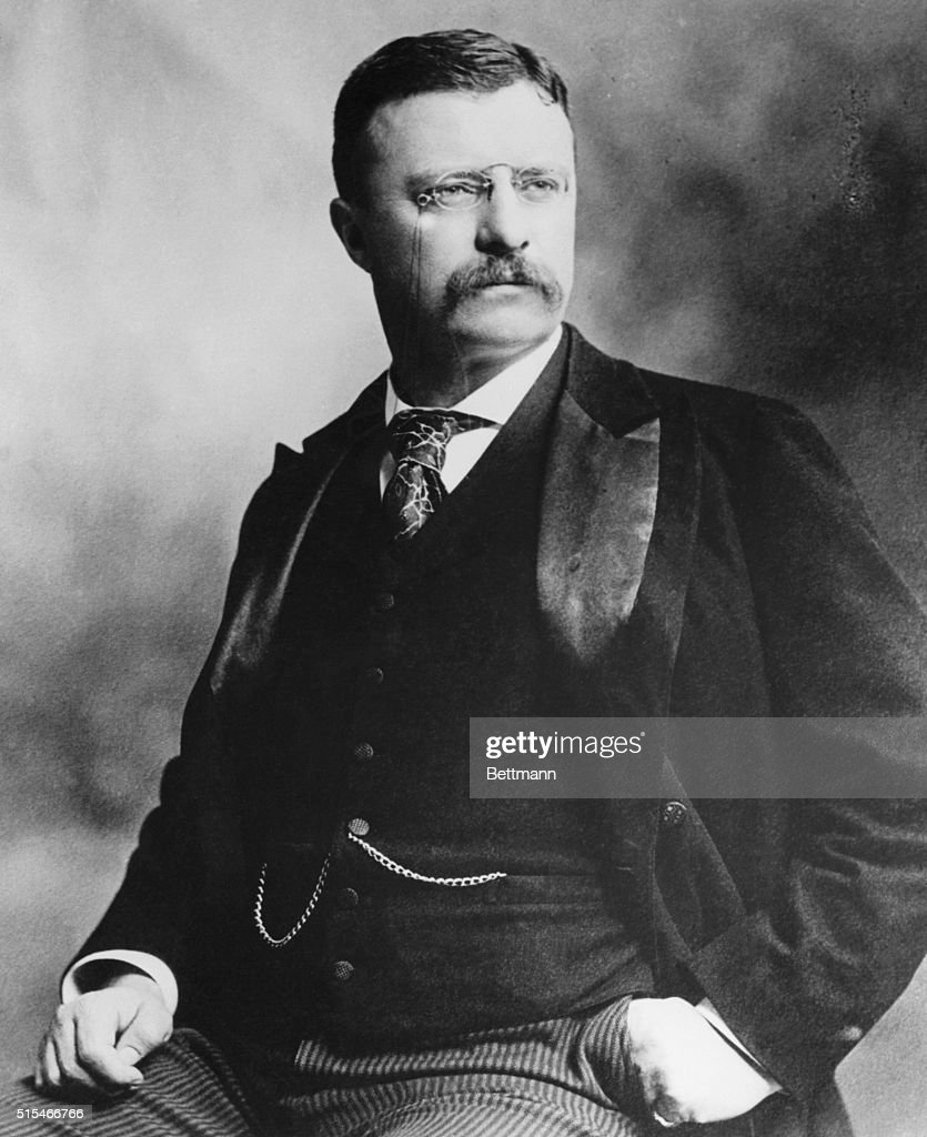 the deceit of president theodore roosevelt With the assassination of president mckinley, theodore roosevelt, not quite 43, became the youngest president in the nation's history he brought new excitement.