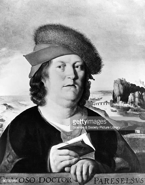 Theophrastus Philippus Aureolus Bombastus von Hohenheim Paracelsus was born in Switzerland studied at Vienna University and in 1522 was employed as a...