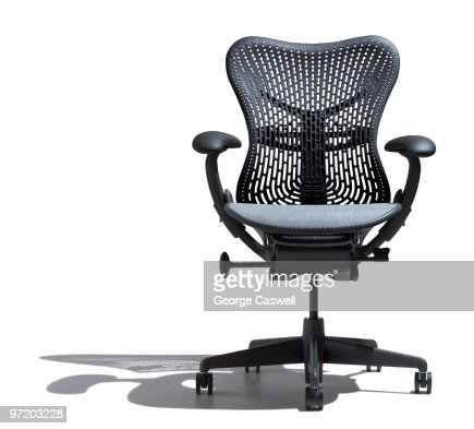 Therapeutic office chair Stock