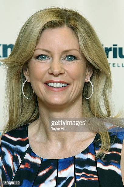 Therapist Dr Wendy Walsh promotes the 'We Vibe 4' at SiriusXM Studios on October 3 2013 in New York City