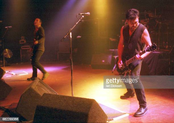 Therapy performing on stage at Shepherds Bush Empire London 27 November 1994
