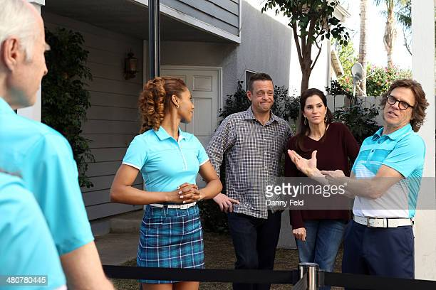 THE NEIGHBORS 'There Goes The Neighbors' Hood' Larry learns that he is pregnant and makes a decision about returning home or staying with the rest of...