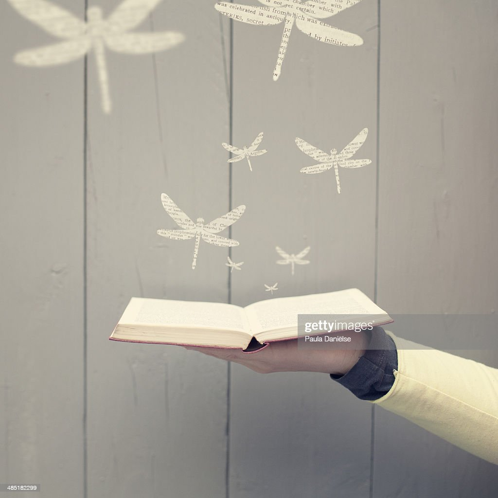 There is Magic in Books