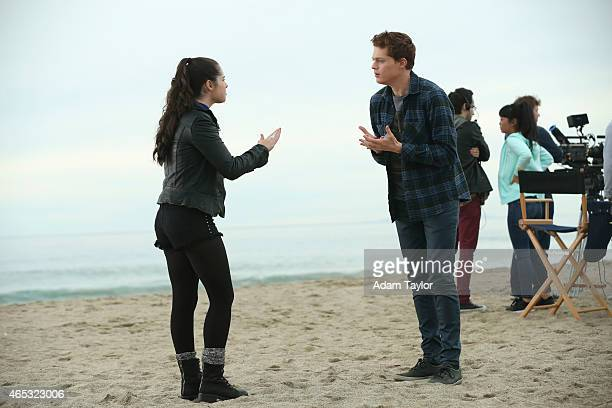 BIRTH 'There is My Heart' Bay fights for her relationship with Emmett in the Spring finale of 'Switched at Birth' airing Tuesday March 10 2015 at...
