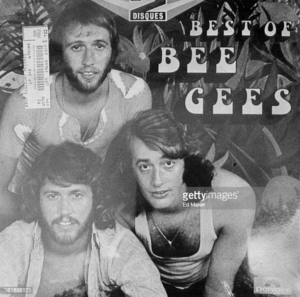 JUL 13 1979 JUL 18 1979 JUL 22 1979 There was dancing in the aisles to the Bee Gees' sound