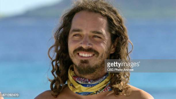 'There's A New Sheriff in Town' Oscar 'Ozzy' Lusth on the eighth and ninth episode of SURVIVOR Game Changers airing Wednesday April 19 on the CBS...