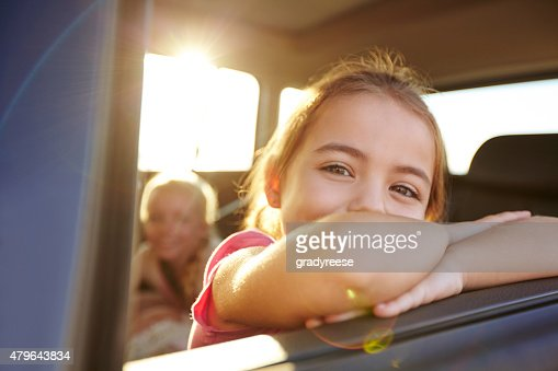 There's a whole world out there : Stock Photo