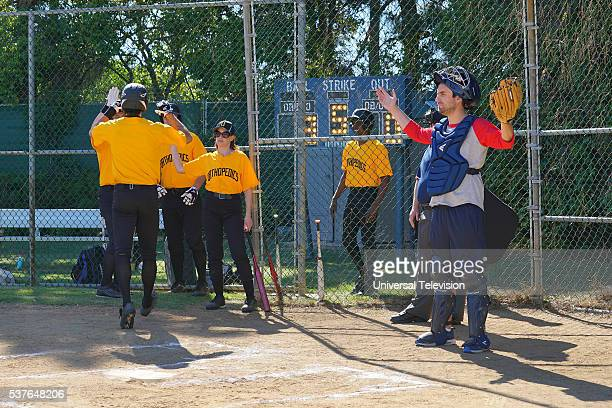 PROJECT 'There's No Crying In Softball' Episode 423 Pictured Ed Weeks as Jeremy Reed