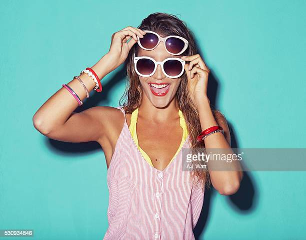 On n'a jamais trop de paires de lunettes de soleil