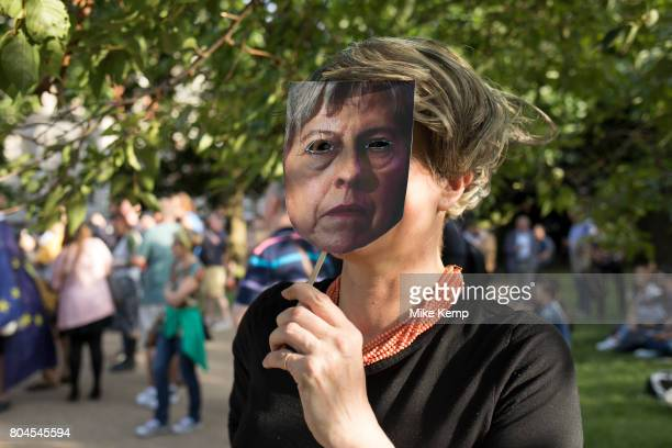 Theresa May's Leaving Drinks in St James's Park in London England United Kingdom Following the General Election there has been a great deal of dismay...
