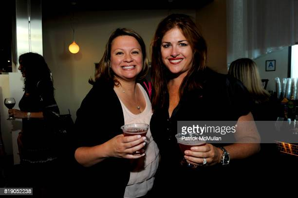 Theresa McManim and Tiffany Grana attend Screenvision Hosts Sex and the City 2 Screening at ArcLight Cinemas on May 26 2010 in Sherman Oaks California