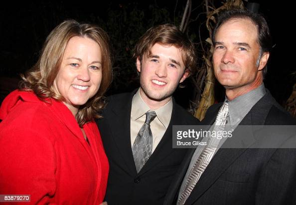 Theresa Osment son Haley Joel...