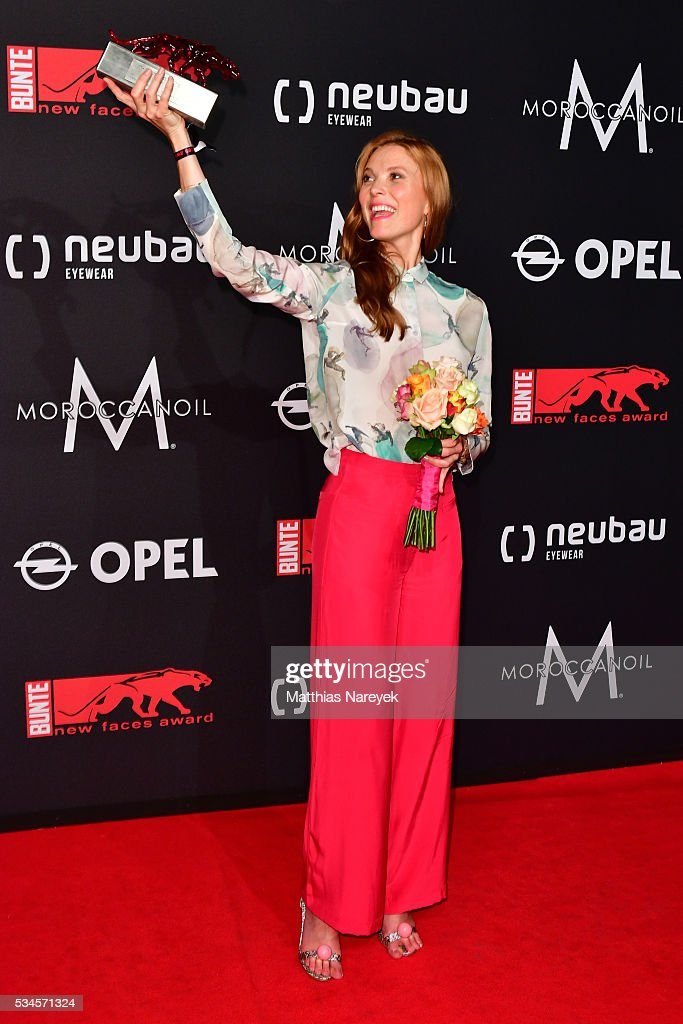 Theresa von Eltz during the New Faces Award Film 2015 at ewerk on May 26, 2016 in Berlin, Germany.
