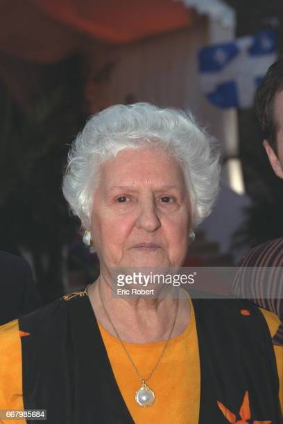 Therese Celine Dion's mother