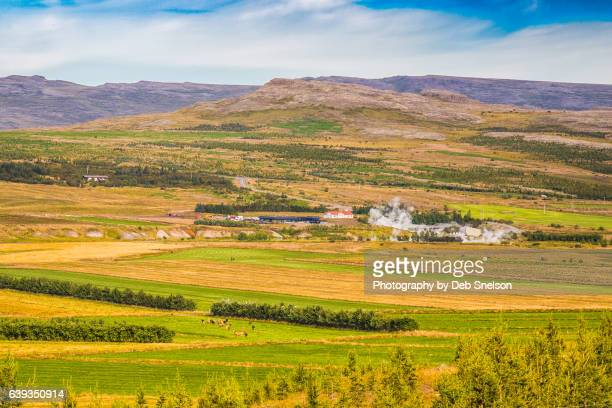 Thermal Greenhouses and Farm Fields