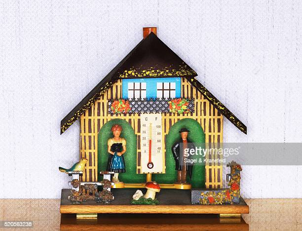 Thermometer Cuckoo House