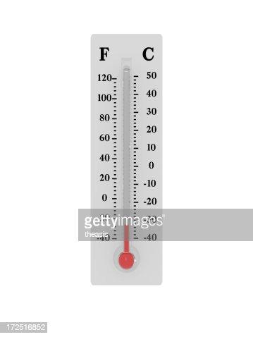 Thermometer - Freezing