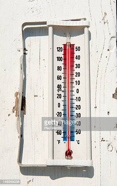 Thermometer hits 120 degrees