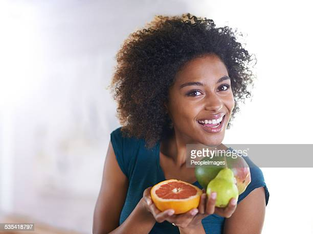 These fruits keep my smile healthy