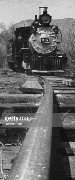 These pictures were taken by Ira Gay Sealy Denver Post staff photographer at the Colorado Railroad Museum 17155 W 44th Ave east of Golden where those...