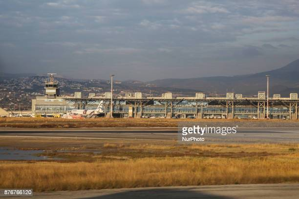 Thessaloniki's international airport called Macedonia A fromer state owned airport now belonging to Fraport AG/Copelouzos Group joint venture It is...
