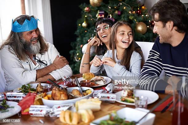 Que hacen la más feliz familia