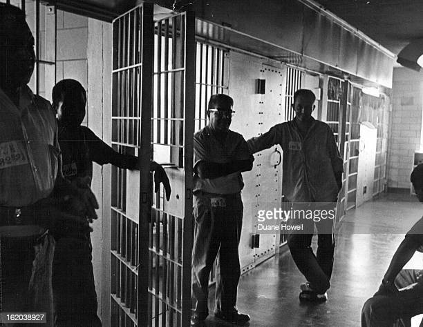 AUG 16 1966 NOV 21 1966 They Stand in Twilight Between Life and Death These five men face execution at Colorado State Penitentiary some within a few...