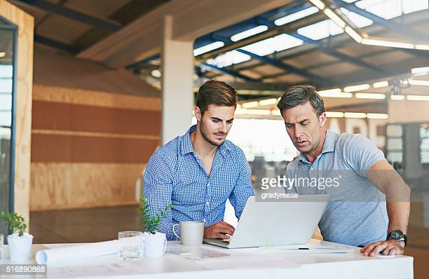 They're focused on the their project
