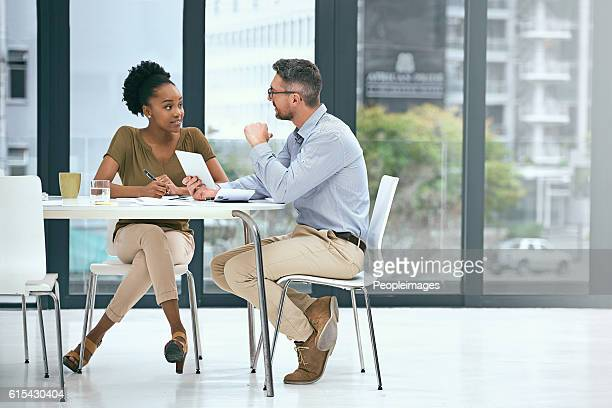 They're professionals at problem solving