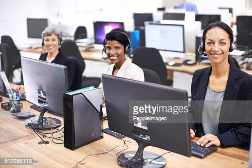 They're the best team in the call center
