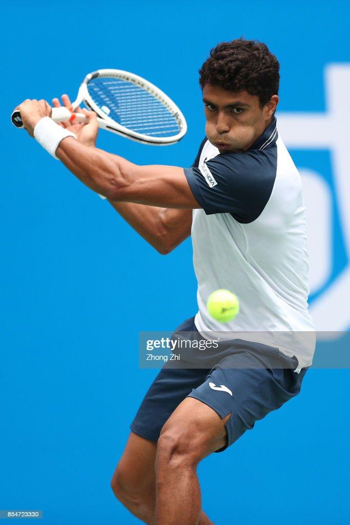 2017 ATP Chengdu Open - Day 3 : News Photo