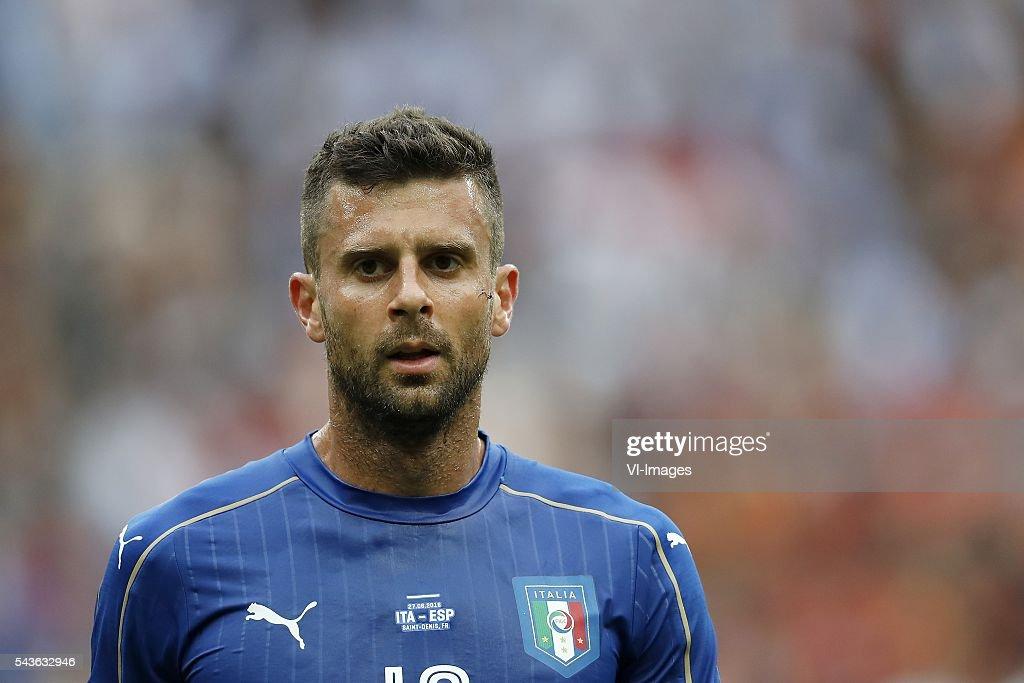 UEFA Euro 2016 round of 16 - 'Italy v Spain' : News Photo