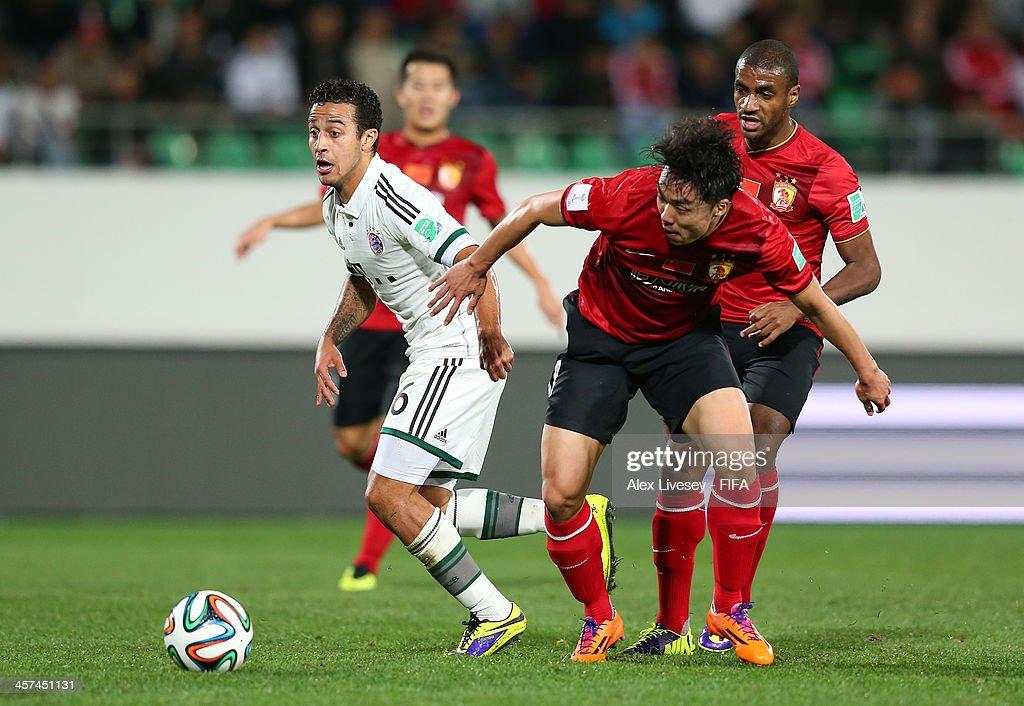 Guangzhou Evergrande FC v Bayern Muenchen - FIFA Club World Cup Semi Final