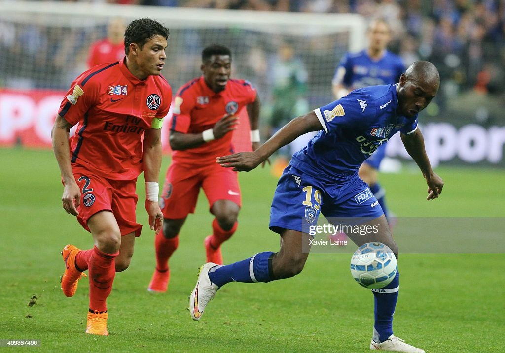 Paris Saint-Germain FC v SC Bastia - French League Cup Final