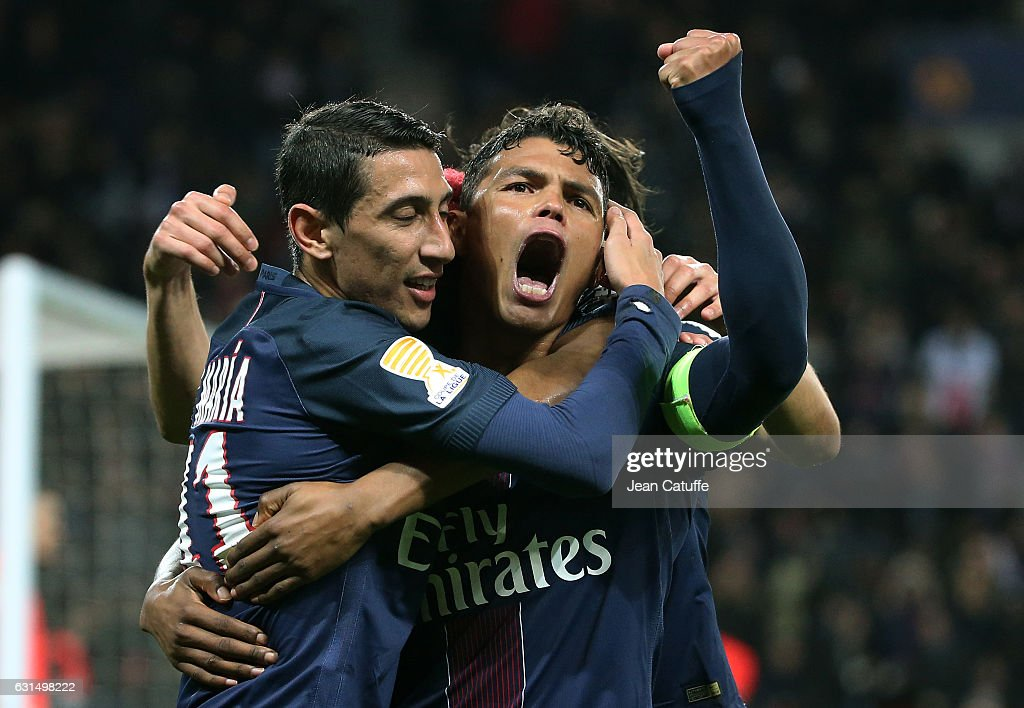 Paris Saint-Germain v FC Metz - French League Cup