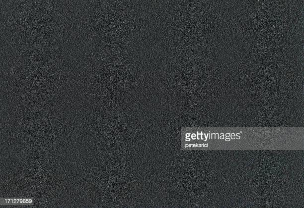 Épaisse Sandpaper noir