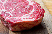 Thick Bone-In Rib Eye Steak