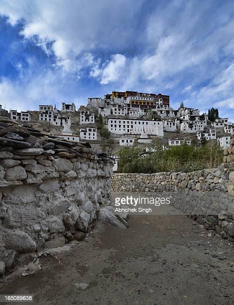 Thickshey Monestry - Ladakh