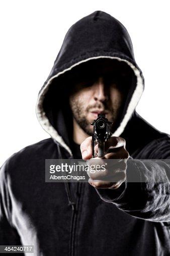 Thief : Stock Photo
