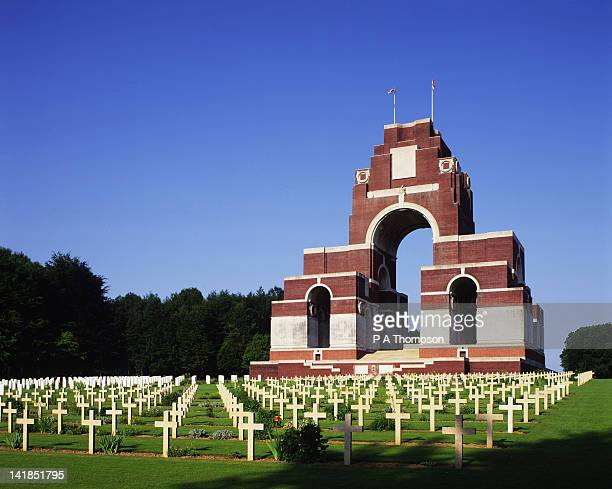 Thiepval Memorial, Somme, Picardy, France
