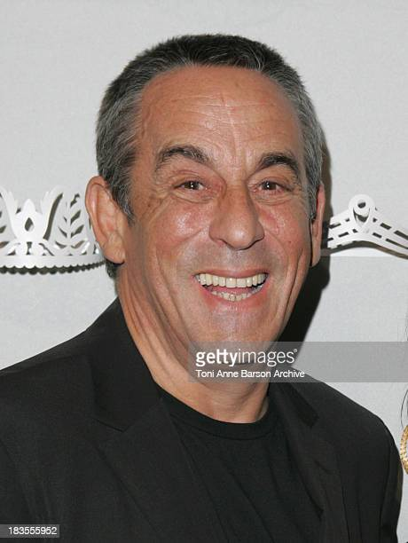 Thierry Ardisson attends Chaumet Cocktail Party at Place Vendome on March 8 2010 in Paris France