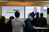 FRA: Renault SA Reports Full Year Revenue Decrease