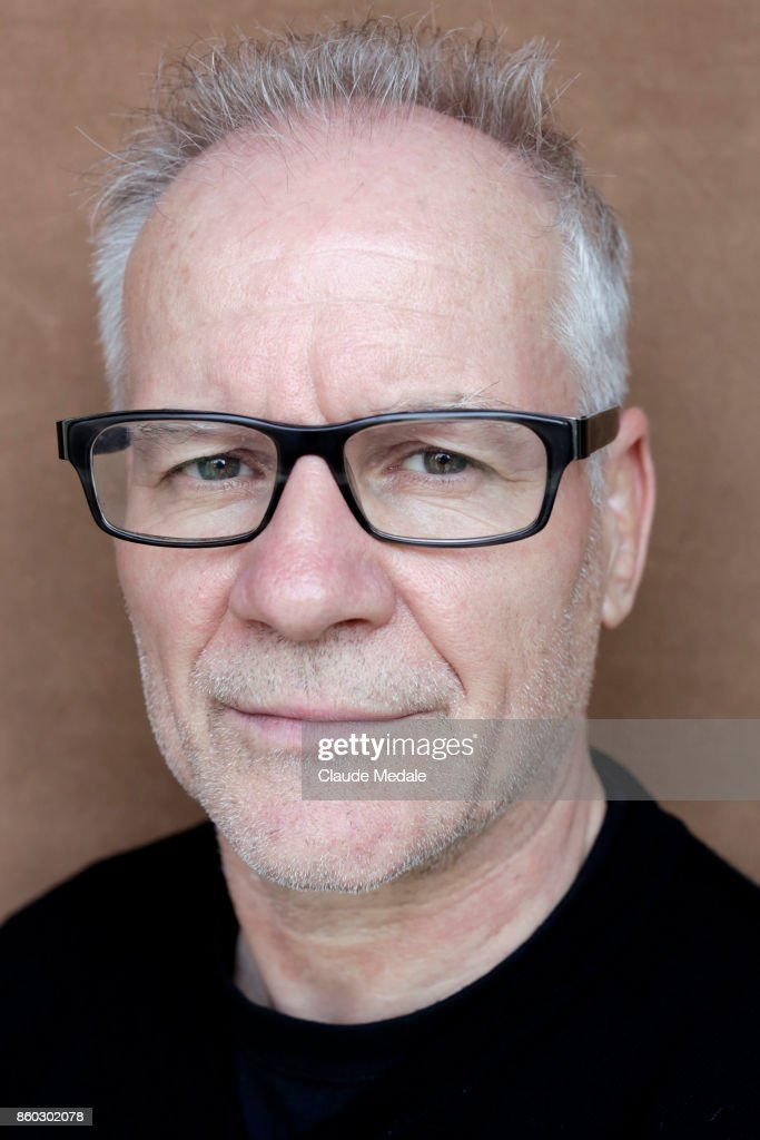 Thierry Fremaux Portrait Session - 65th San Sebastian Film Festival