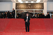 Thierry Fremeaux at the premiere for 'Amour' during the 65th Cannes International Film Festival